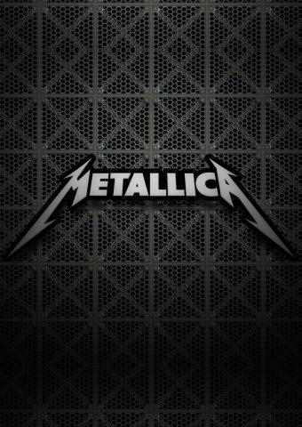 Metallica (メタリカ) ハードロックバンドのiPhone 8/Android壁紙