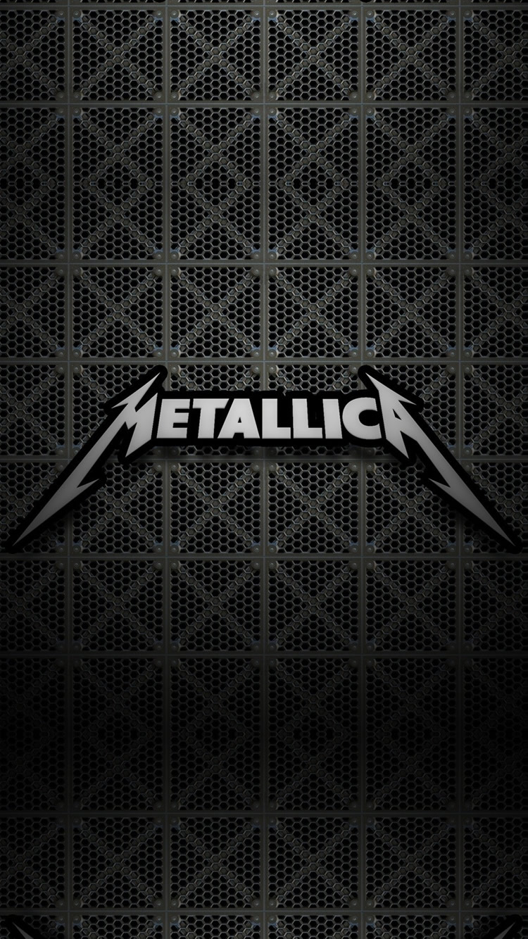 Metallica メタリカ ハードロックバンドのiphone 8 Android壁紙 Iphoneチーズ