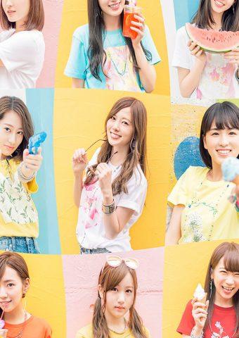 乃木坂46国際ビルボード iPhone 8/Android 壁紙