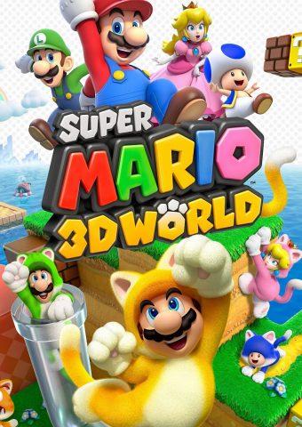 スーパーマリオ 3DワールドiPhone 8 Plus/Android壁紙
