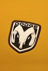 ダッジシンボルロゴ無料壁紙