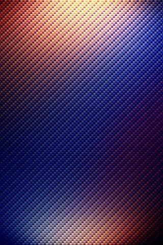 輝くネオンパターンストライプスマホ壁紙