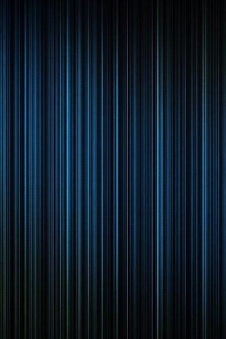 垂直方向の青い線要旨 スマホ 壁紙