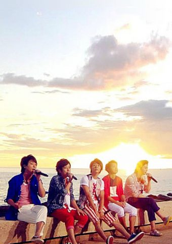 嵐(Arashi)iPhone 6 Plus/Android壁紙