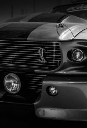フォードマスタングシェルビーGT500スマホ壁紙