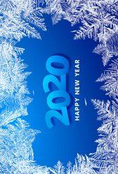 2020年 明けましておめでとうございます壁紙