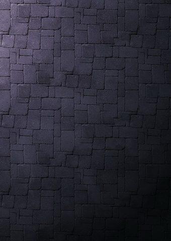 ストーンウォールのシンプルなダークテクスチャのスマホ壁紙