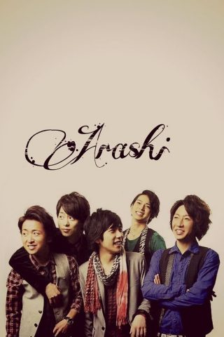 (ARASHI)嵐 iPhone 6/Samsung壁紙