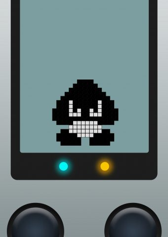 アーケードゲームのiPhone XS Max壁紙