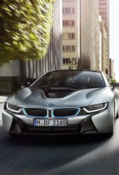 BMW I8 モバイル壁紙