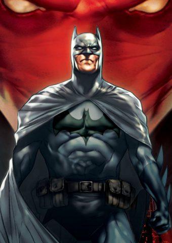 バットマン:アンダー・ザ・レッドフードモバイル壁紙
