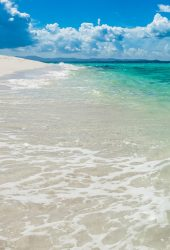 海のビーチのモバイル壁紙