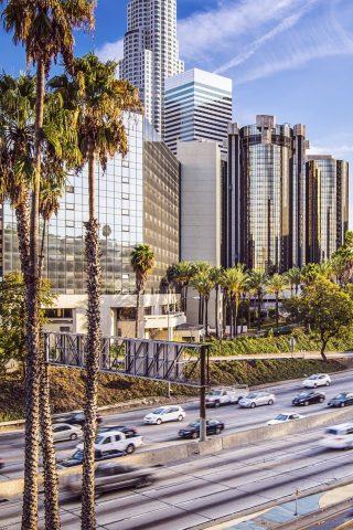 ロサンゼルスのスマホ壁紙