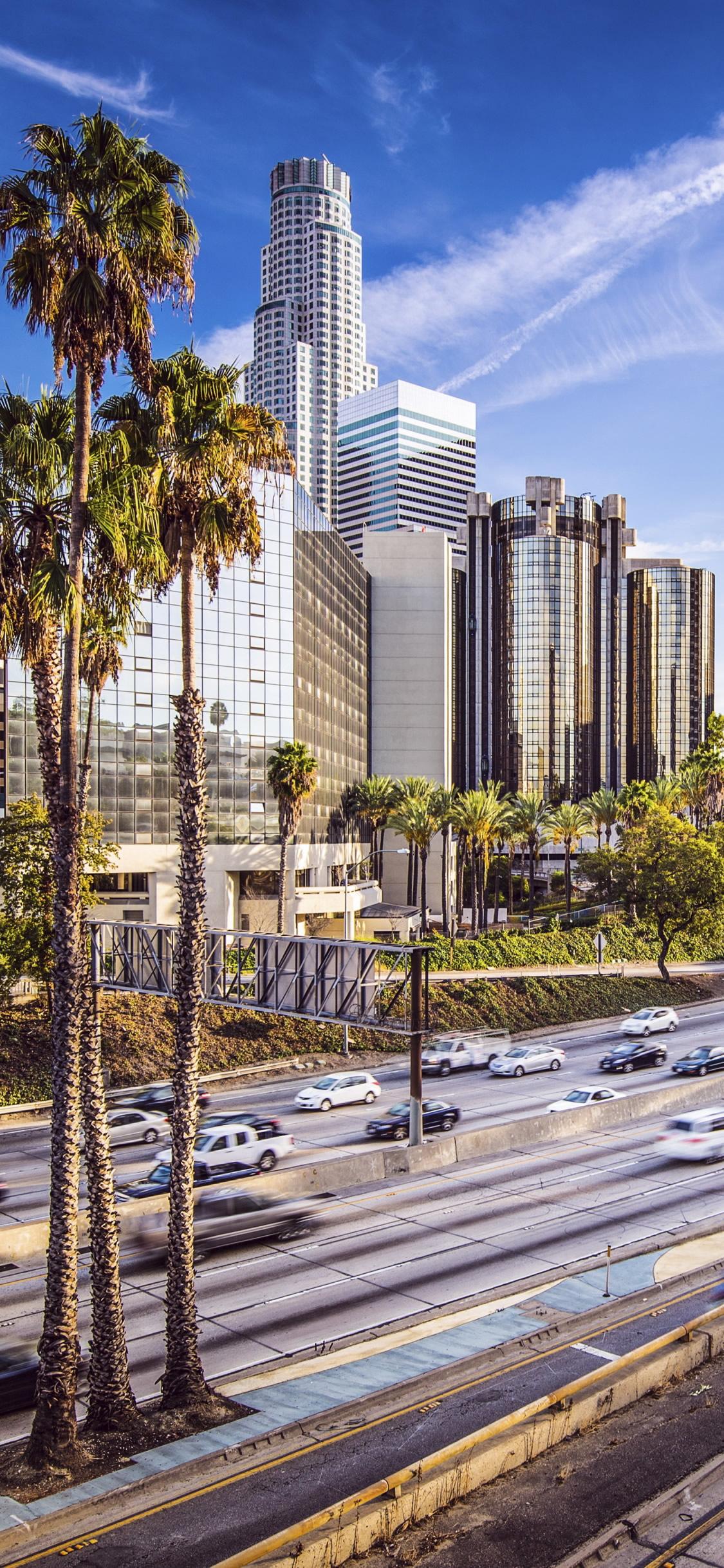 ロサンゼルスのスマホ壁紙 1125 2436 場所 Iphoneチーズ