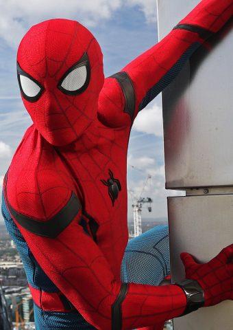 スパイダーマン:ホームカミング無料壁紙