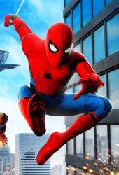 スパイダーマン:ホームカミングスマホ壁紙