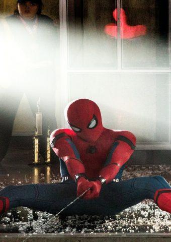 スパイダーマン:ホームカミングの壁紙無料