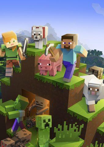 Minecraft (マインクラフト) 壁紙