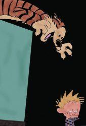 カルビンとホッブス漫画壁紙