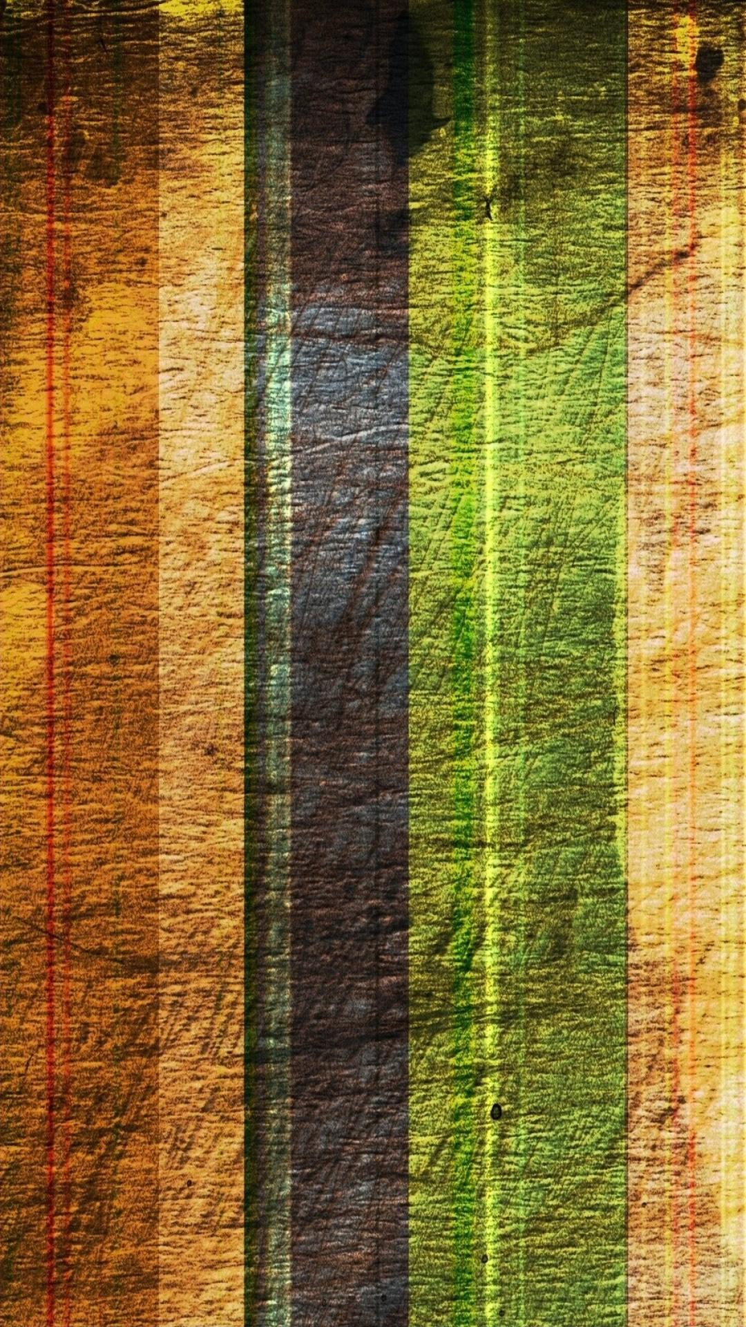 抽象的なストライプパターンのモバイル壁紙