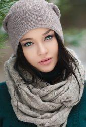 Angelina Petrova(アンジェリーナ・ペトロワ)ファッションモデルの無料壁紙
