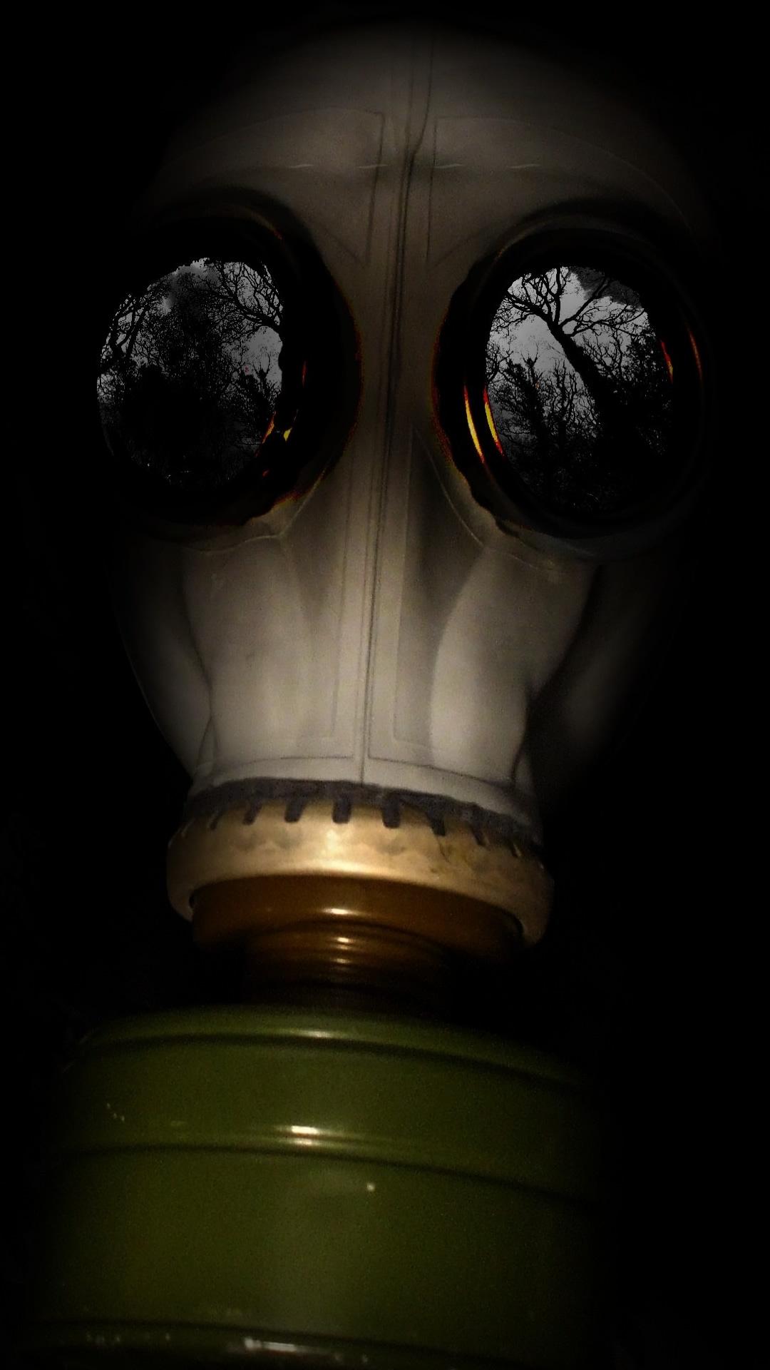 ガスマスクのiphone 7 Plus壁紙 1080 1920 Iphoneチーズ