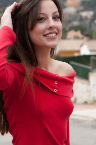 Lorena Garcia(ロレーナ・ガルシア)ベネズエラシェフのモバイル壁紙