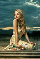 美しい女性の気分のモバイル壁紙