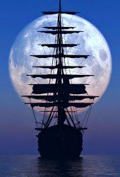 帆船のモバイル壁紙